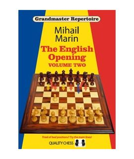 Grandmaster Repertoire 4 - The English Opening vol. 2 by Mihail Marin