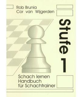 Handbuch für Schachtrainer Stufe 1 - Die Stufenmethode