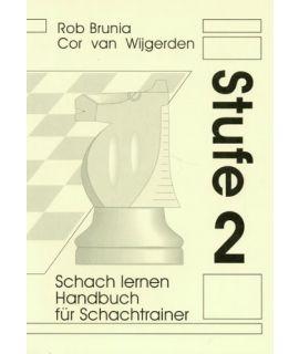 Handbuch für Schachtrainer Stufe 2 - Die Stufenmethode