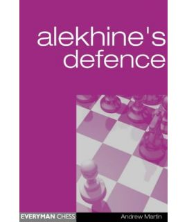 Alekhine's Defence by Davies, Nigel