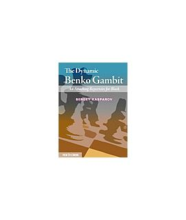 The Dynamic Benko Gambit - Sergey Kasparov