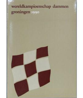 Dammen - Toernooiboek WK 1990