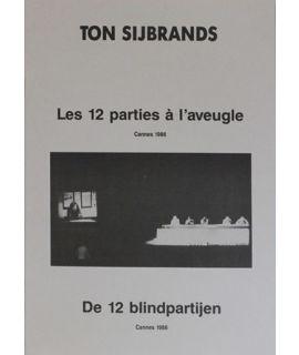 10 Partijen blinddammen 1986 - Ton Sijbrands