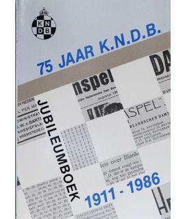 Jubileumboek 75 jaar KNDB