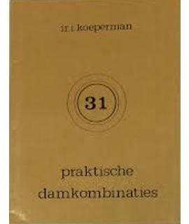 Practische damkombinaties vanaf veld 31 - Iser Koeperman