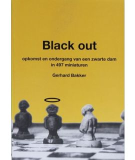 Black out - Gerhard Bakker