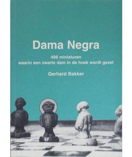 Dama Negra - Gerhard Bakker