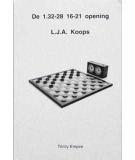 32-28 16-21 opening - Lambert-Jan Koops