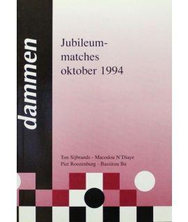 Jubileummatches oktober 1994