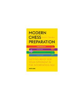 Modern Chess Preparation - Vladimir Tukmakov