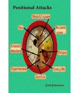 Positional Attacks - Uncovers the Artistic Side of Attacking - Joel Johnson