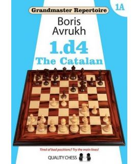 Grandmaster Repertoire 1A - The Catalan (hardcover; 2nd extended edition) - Boris Avrukh
