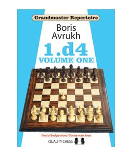 Grandmaster Repertoire 1 - 1.d4 volume one by Boris Avrukh