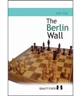 The Berlin Wall - by John Cox
