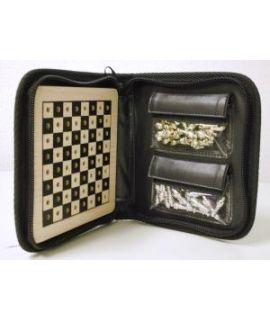 Chess pocket travel set 12 x 12 cm