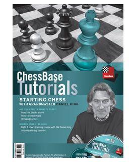 ChessBase Tutorials Starting Chess by Daniel King