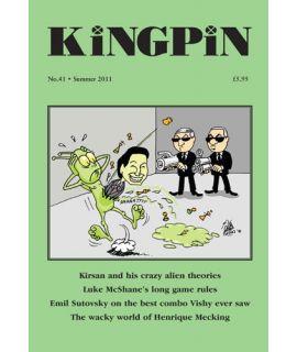 KINGPIN 41 - Jonathan Manley