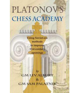 Platonov's Chess Academy by Lev Alburt, Sam Palatnik