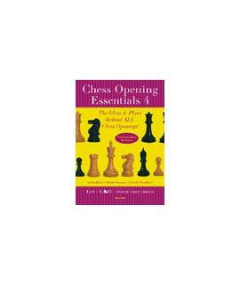 Chess Opening Essentials, Volume 4 - Dimitri Komarov, Stefan Djuric, Claudio Pantaleoni