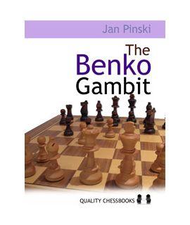 The Benko Gambit by Jan Pinksi