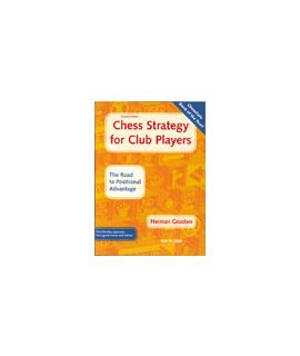 Chess Strategy for Club Players - Herman Grooten