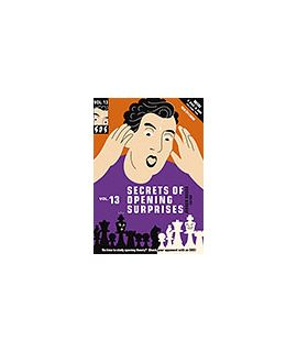 SOS – Secrets of Opening Surprises 13 - Jeroen Bosch (Editor)