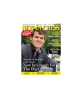 New In Chess 2013/7 - The NIC Editorial team