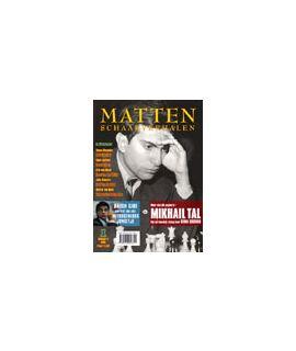MATTEN, Schaakverhalen 8 - Dirk Jan Ten Geuzendam, Allard Hoogland, Rob Van Vuure