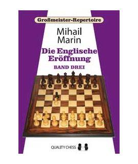Grossmeister-Repertoire 5 Die Englische Eroffnung Band Drei by Mihail Marin (hardcover)