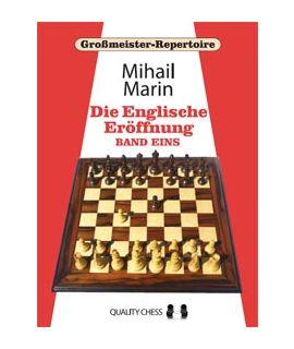 Grossmeister Repertoire 3 - Die Englische Eroffnungern by Mihail Marin
