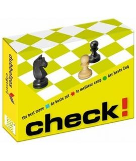 Chess cardgame Check!