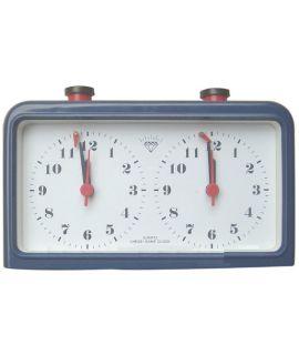 Quartz chess clock analog blue