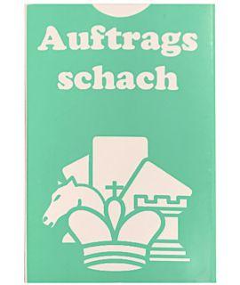 Auftragsschach (duits)