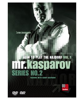 How to play the Najdorf Vol. 1 by  Garry Kasparov