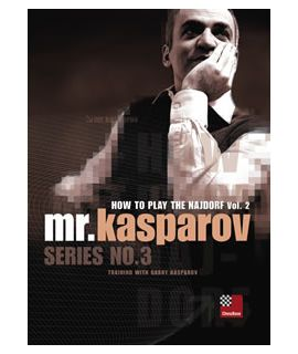 How to play the Najdorf Vol. 2 by  Garry Kasparov