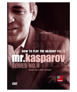 How to play the Najdorf Vol. 3 by  Garry Kasparov