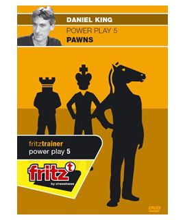Power Play 5 - Pawns by  Daniel King