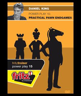 Power Play 15 - Practical Pawn Endgames by  Daniel King