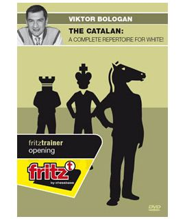 The Catalan: A complete repertoire for White! by  Viktor Bologan