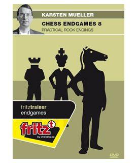 Chess Endgames 8 - Practical Rook Endgames by  Dr. Karsten Müller