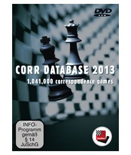 Chessbase Corr Database 2013