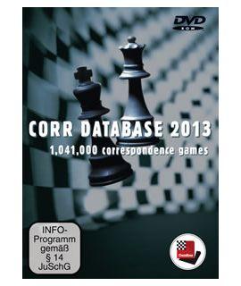 Chessbase Corr Database 2013