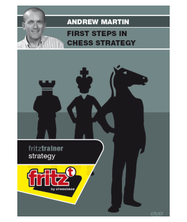 First Steps in Chess Strategy by  Andrew Martin