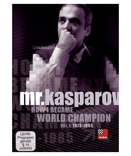 How I became World Champion Vol.1 1973-1985 by  Garry Kasparov