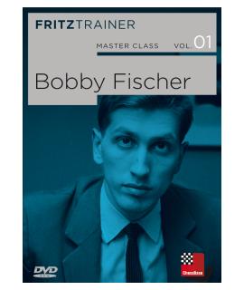 Master Class Vol.01: Bobby Fischer by  Dorian Rogozenco, Dr. Karsten Müller, Mihail Marin, Oliver Reeh