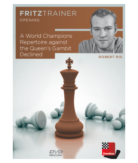 A World Champion's Repertoire against the Queen's Gambit Declined by  Robert Ris