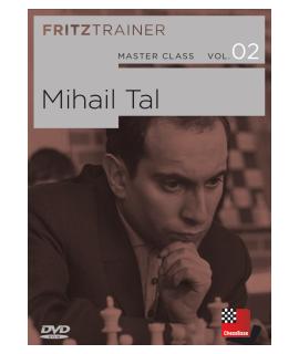 Master Class Vol.2: Mihail Tal by  Dorian Rogozenco, Dr. Karsten Müller, Mihail Marin, Oliver Reeh