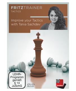 Improve your Tactics - Tania Sachdev