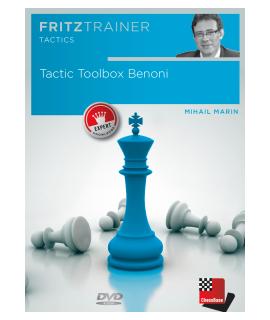 Tactic Toolbox Benoni by  Mihail Marin