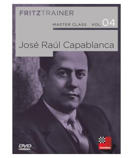 Master Class Vol.4: José Raúl Capablanca - Dr. Karsten Müller, Mihail Marin, Oliver Reeh, Niclas Huschenbeth